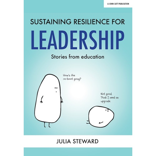 Sustaining Resilience for Leadership - book cover